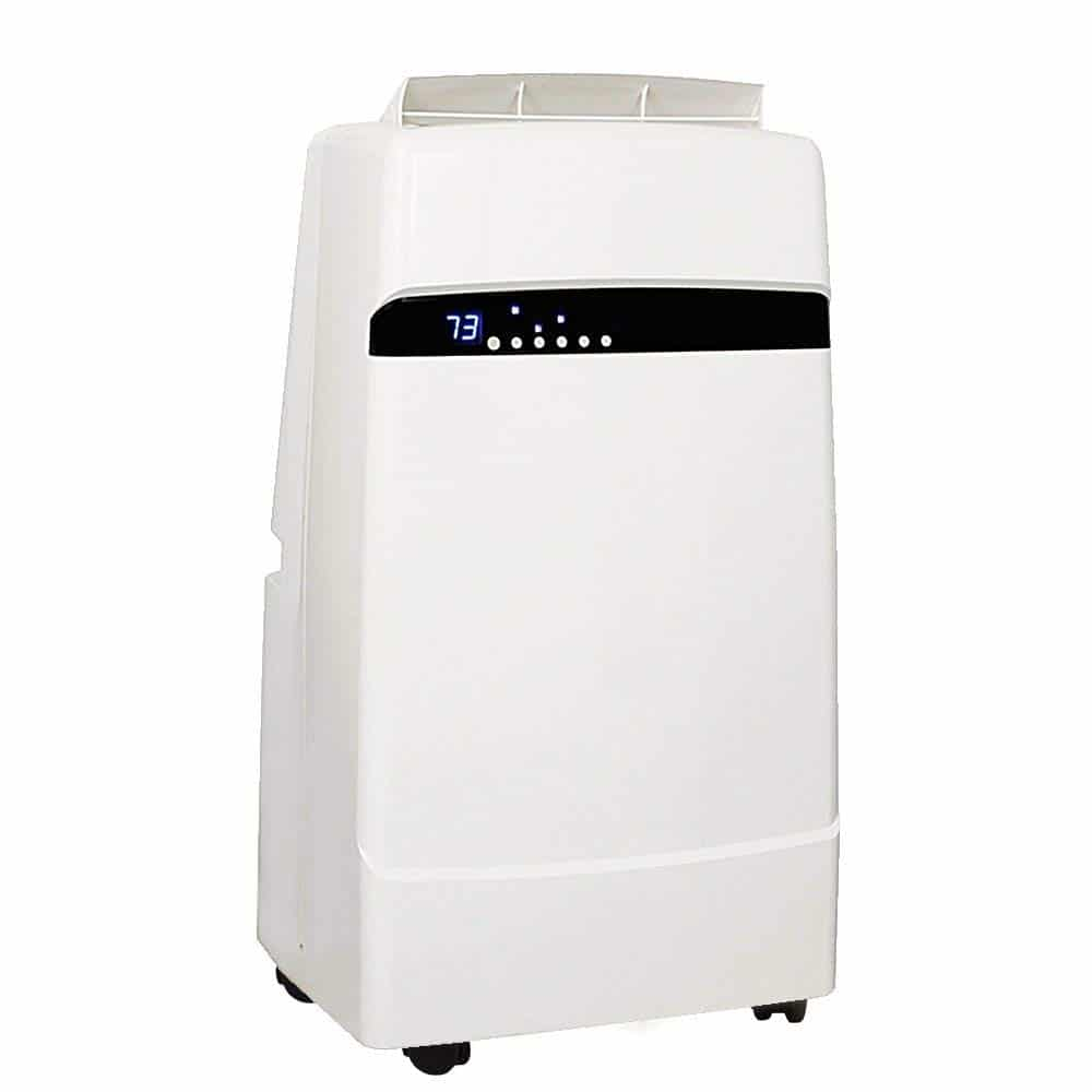 Whynter ARC-12SDH 12,000 BTU Dual Hose Portable Air Conditioner and Heater