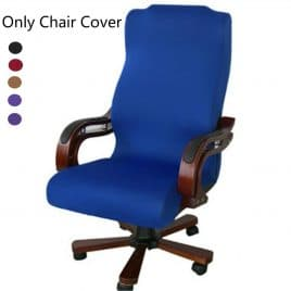 Caveen Office Chair Cover Computer Chair Universal Boss Chair - Office Chair Covers