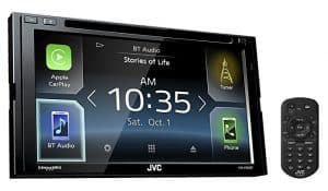 JVC KW-V830BT Bluetooth Receiver Touchscreen