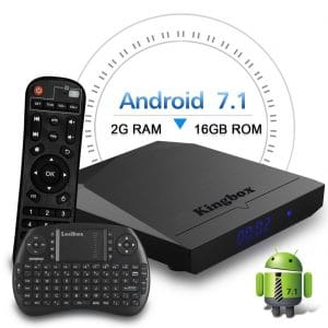 Kingbox K3 - Android TV BOX