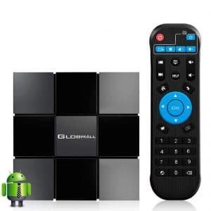 Globmall X3 (4K) Android TV Box