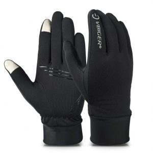Vbiger Winter Gloves Touch Screen Gloves Outdoor Cycling Gloves For Men And Women