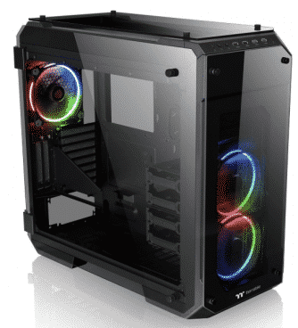 Thermaltake View 71 RGB 4-Sided Tempered Glass