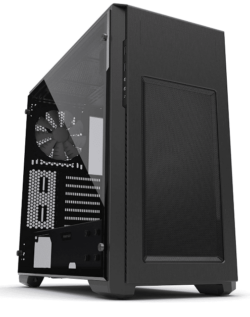 Phanteks Pro M Tempered Glass Case
