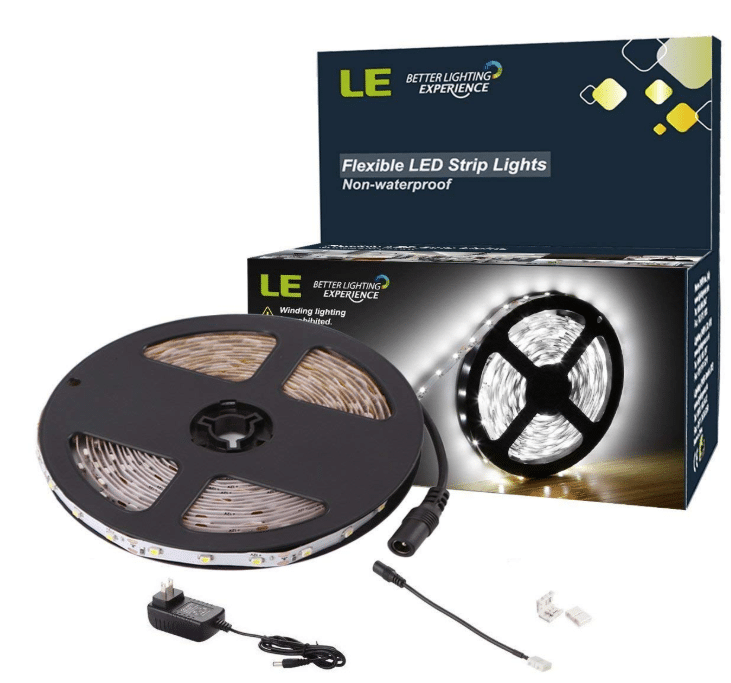 LE 16.4ft 12V Flexible LED Light Strip