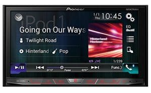 Pioneer AVH4200NEX Receiver Motorized Bluetooth