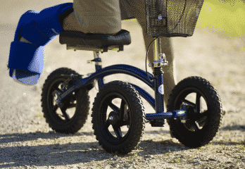 Top 10 Best Knee Scooters 2018 – Buyer's Guide