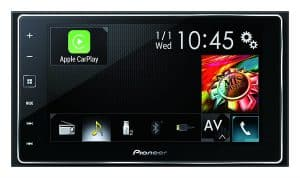Pioneer SPH DA120 Capacitive Touchscreen