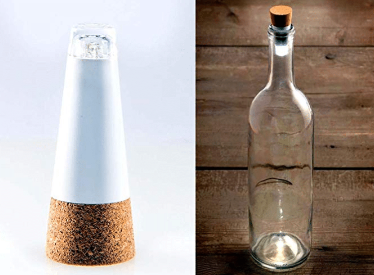 Wine Bottle Light Cork