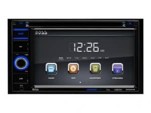 BOSS Audio BV9364B Touchscreen Bluetooth
