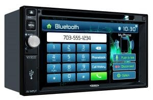 Jensen VX3022 Multimedia Screen Bluetooth