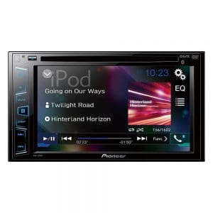 Pioneer AVH-290BT Multimedia Receiver Bluetooth