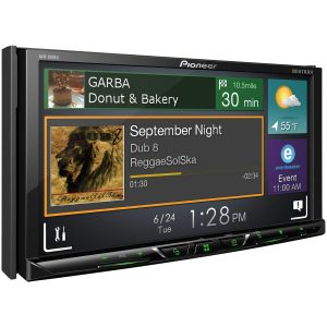 Pioneer AAVH-X490BS Receiver Bluetooth AppRadio