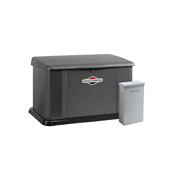 Briggs & Stratton 40346 20000-Watt Home Generator