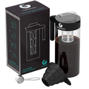 Cold Brew Coffee and Tea Maker