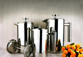 Double Coffee Maker