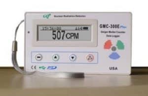 GQ GMC-300E-Plus Digital Geiger Counter Nuclear Radiation Detector Monitor