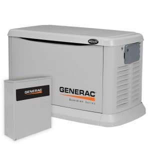 Generac 6244 20K Watts Standby Generator