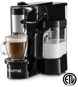 Gourmia GCM5500 1 Touch Automatic Coffee Maker Machine