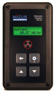 Mazur Instruments PRM-8000 Handheld Geiger Counter