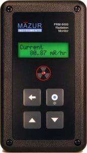 Mazur Instruments PRM-9000 Geiger Counter