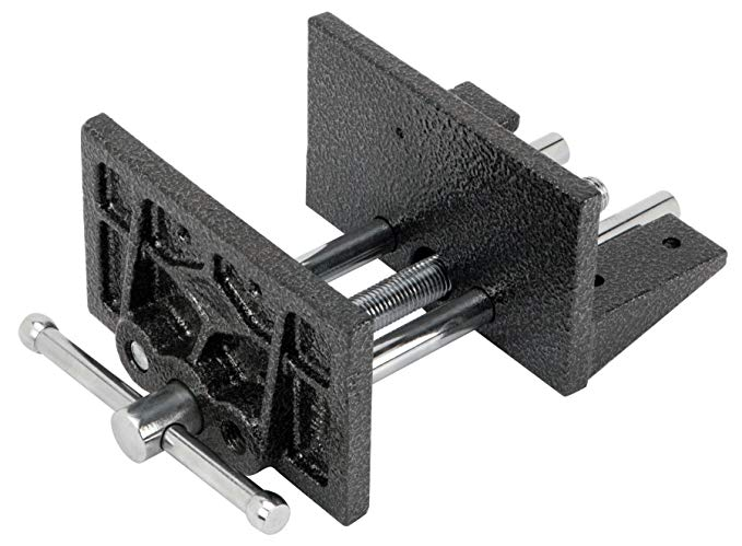 Performance Tool W3901 Hammer Tough 6-1/2″ Woodworker's Vise