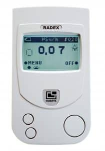 RADEX RD1503+ High accuracy Geiger counter, radiation detector