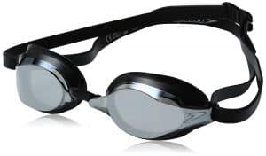 Socket Mirrored Swim Goggle by Speedo