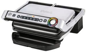 T-for GC702 OptiGrill Stainless Steel Electric Grill