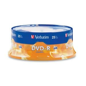 Verbatim 4.7GB up to 16x Recordable Disc