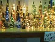 Top 8 Best Wine Bottle Lights for Christmas Decoration 2019 Review