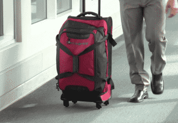 Top 10 Best Rolling Duffel Bags Review 2019