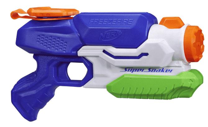SUPERSOAKER Nerf Super Soaker Freezefire Blaster