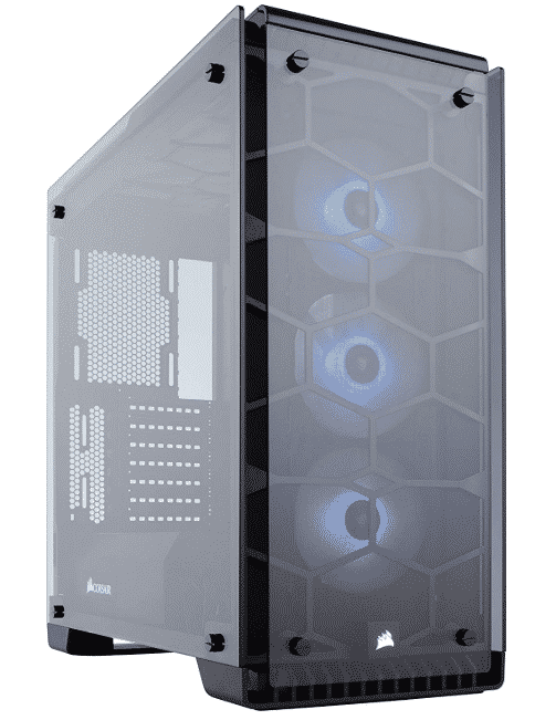 CORSAIR CRYSTAL 570X RGB Mid-Tower Case