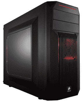 CORSAIR CARBIDE SPEC-02 Mid-Tower Gaming Case