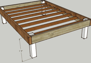 Top 10 Best Wooden Bed Frames Of 2020 Reviews – Buyer's Guide