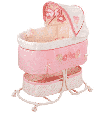 Summer Infant Soothe & Sleep Bassinet with Motion