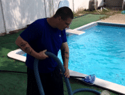 swimming pool vacuum hose