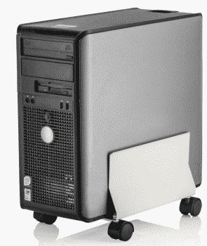 Halter LZ-402 Universal Metal CPU Stand Case