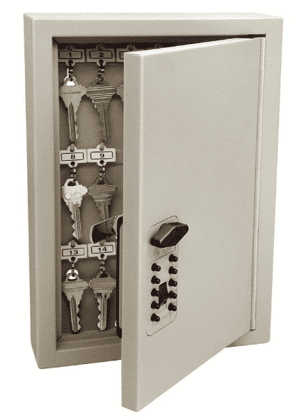 Kidde AccessPoint 001795 Combination TouchPoint Entry Key Locker