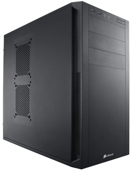 Corsair CC-9011023-WWCORSAIR CARBIDE 200R Compact ATX Case