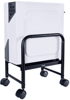 Eureka Ergonomic Computer Cart Height-Adjustable