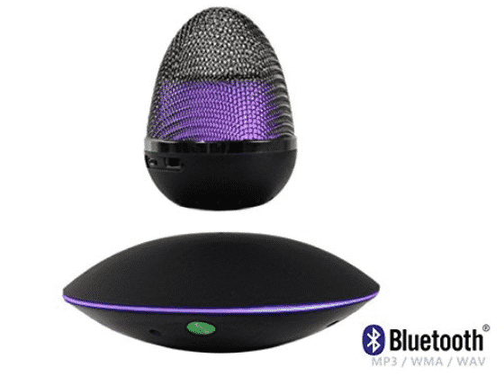 New Levitating/Floating Wireless Portable Bluetooth Speaker With HD Sound