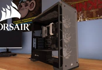 Corsair Computer Cases