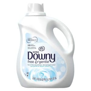 Downy Ultra Fabric Softener Free and Sensitive Liquid