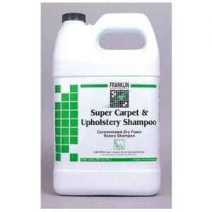 Franklin F538022 1 Gallon Super Carpet And Upholstery Concentrated Dry Foam