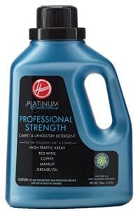 Hoover Platinum Collection Professional Strength Pet Plus Carpet & Upholstery Detergent