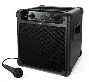 ION Audio Tailgater (iPA77) | Portable Blue-tooth PA Speaker with Mic