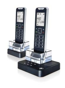Motorola's IT6-2 DECT 6.0 2-Handset Digital Cordless Home Phone