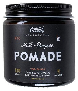 O'Douds - All Natural Water Based Pomade (4 oz)